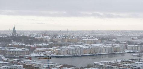 Hammarby Backen Stockholm (by Vasco Castro)
