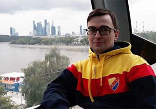 Ilya Sokolov profile picture