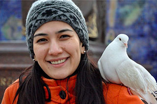 Umida Boltaeva profile picture