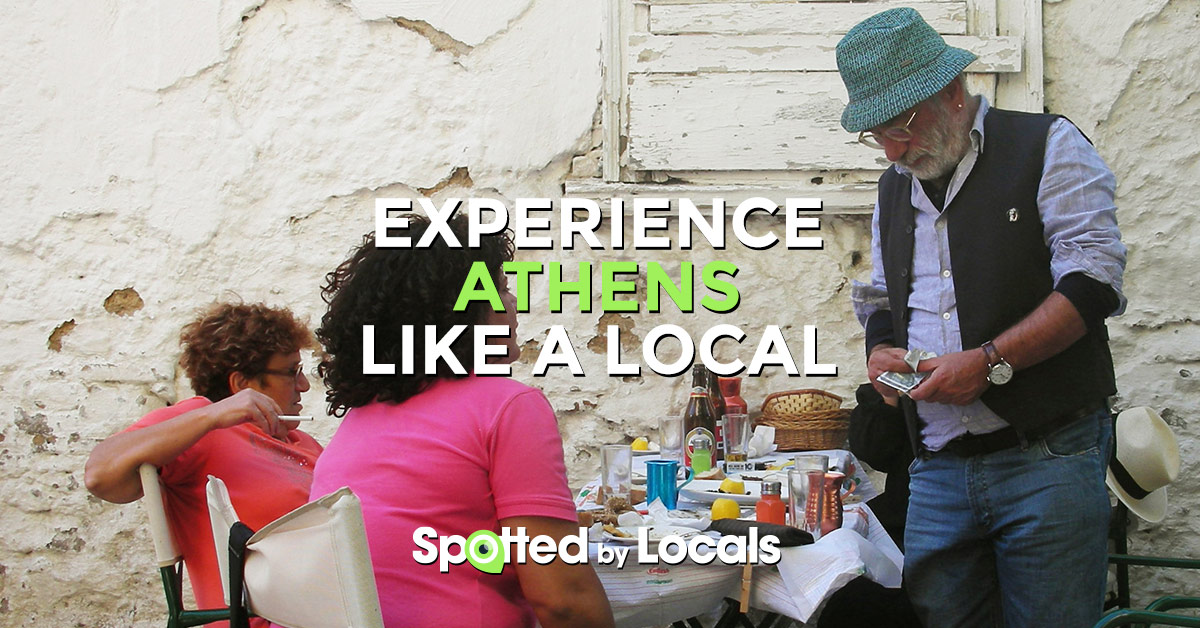 Local Athens tips