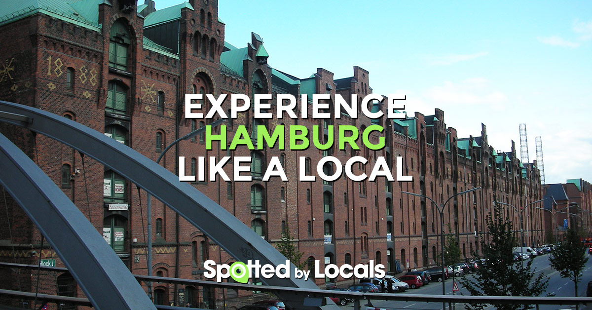 Restaurants spotted by locals hamburg for Hippes hotel hamburg